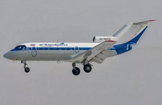 самолет Аэробратск